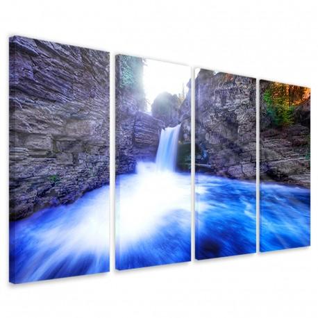 Blue Waterfalls 160x90 - 1