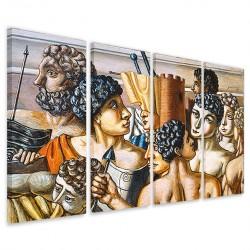 Giorgio De Chirico - Gladiatori