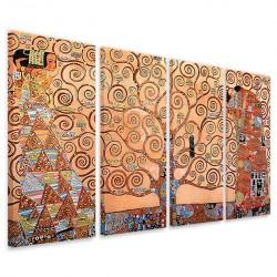 Gustav Klimt - L'Albero della Vita