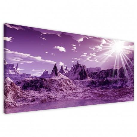 Fantasy Mountain 40x90 - 1
