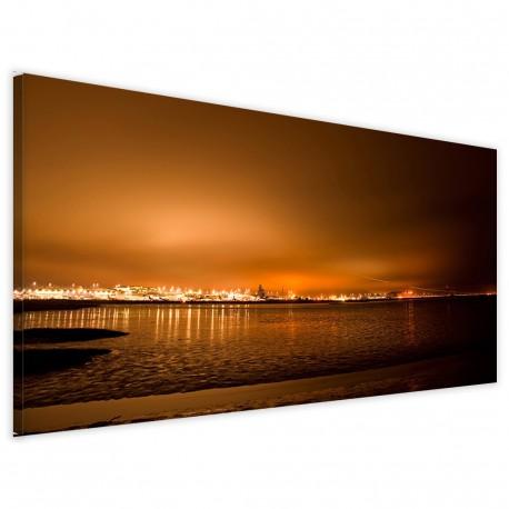 Orange Sky 40x90 - 1