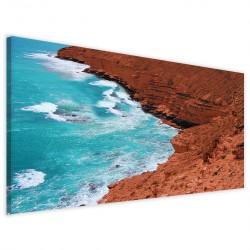 Panoramica Blue Wash 40x90