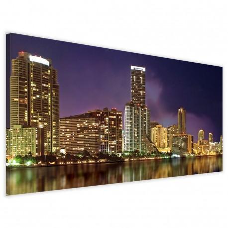 Panoramica Miami Skyline 40x90 - 1