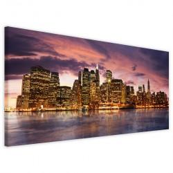 Panoramica New York Skyline 40x90