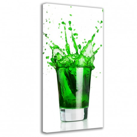 Green Cocktail 90x40 - 1