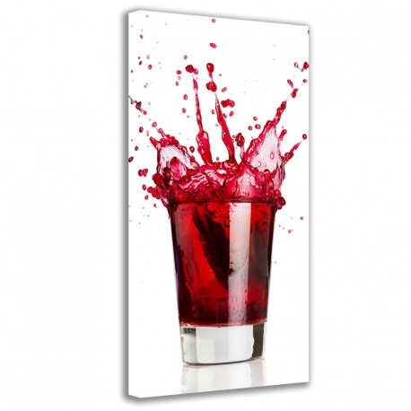 Red Cocktail 90x40 - 1