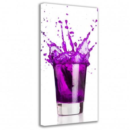 Violet Cocktail 90x40 - 1