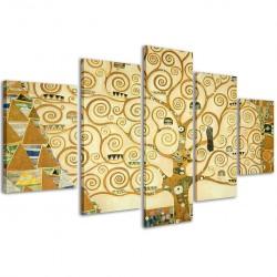 Gustav Klimt - L'Albero della Vita / 163