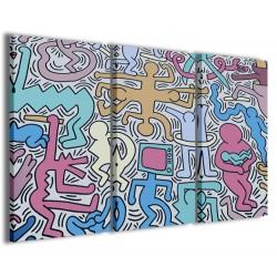 Keith Haring vol. I 120x90