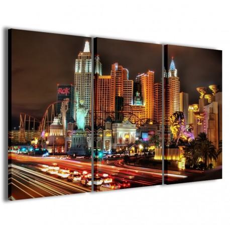 Las Vegas at Night II 120x90