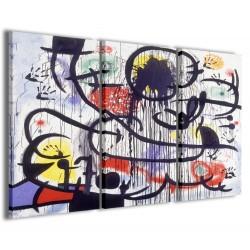 Joan Miro' IV 120x90