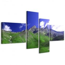 Charming Mountain 160x70