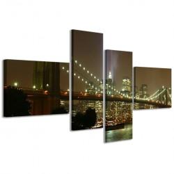New York Bridge VII 160x70