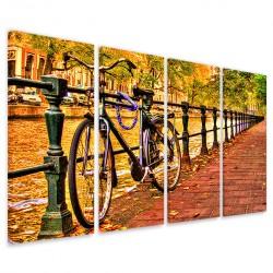 Bike in Amsterdam 160x90