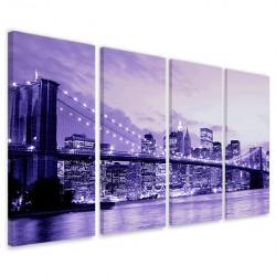 Blue Night Manhattan 160x90 - 1