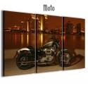 Quadri 120x90 Moto