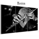 Quadri 120x90 Musica