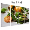 Quadri 160x90 Food & Drink