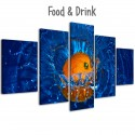 Quadri 200x90 Food & Drink